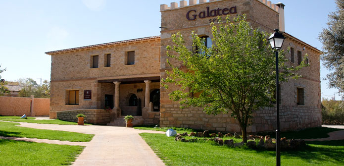 Hotel Spa Galatea Ruidera